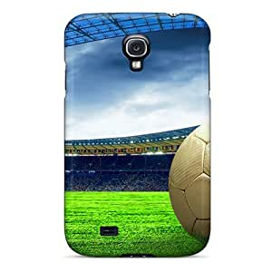 Hot Style FnbYaSv6788JwVMI Protective Case Cover For Galaxys4(football Stadium)