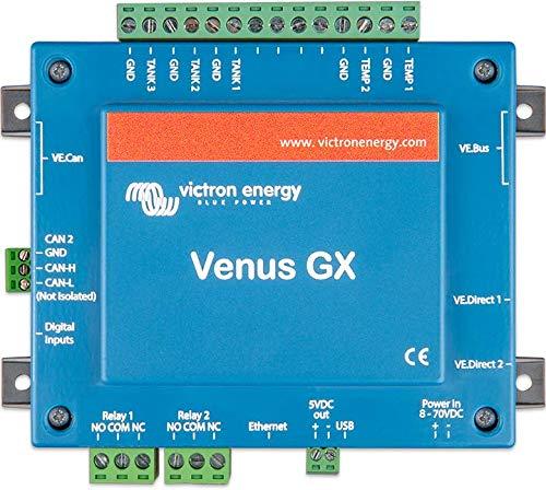 Panels and System Monitoring Victron Venus GX