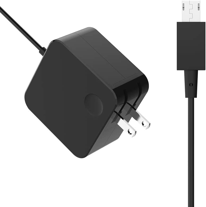 Newding 24W 12V 2A Notebook Charger Cord for Asus Laptop Chromebook Flip C100, C100P, C100PA-DB02, Chromebook Flip C201P, C201, C201PA, C201PA-DS02, ADP-24EW B Tablet Plug AC Adaptor Power Supply