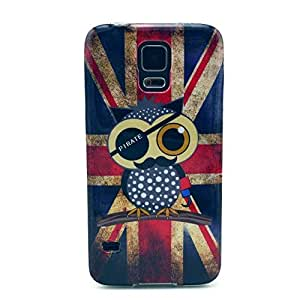 Showinger Protective Soft Rubber Skin Flexible TPU Gel Case Cover For Samsung Galaxy S5 SIV I9600