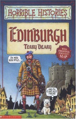 Read Online Edinburgh (Horrible Histories) PDF