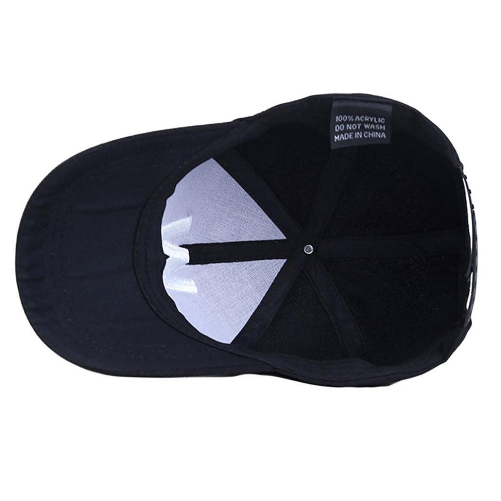 LMMVP Gorras Beisbol, Unisex Gorros del Camionero para Hombre y Mujer - al Aire Libre Sombrero de Sol para la Primavera, el Otoño y el Invierno (C): ...