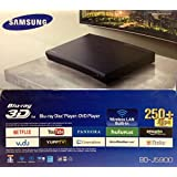 Samsung J5900RF Wi-Fi Multi System Region Free Blu-Ray Disc DVD Player