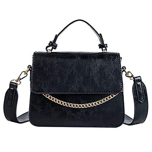 femminile marchio Borse di Nero borsa Tuladuo Tote grande Mujer pelle 105562 casual spagnolo Tronco Large alta in Bolsas qualità Il Ladies 67A1n8A