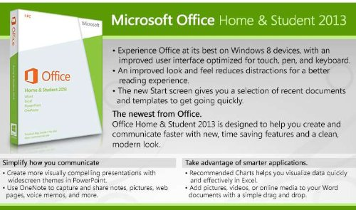 amazonin buy microsoft office 2013 home and student 3264 bit dvd online at low prices in india microsoft reviews ratings