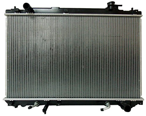 Sunbelt Radiator For Toyota Highlander 2453 Drop in - Toyota 2003 Highlander Radiator