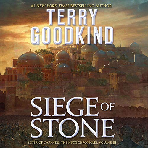 Pdf Fantasy Siege of Stone: The Nicci Chronicles, Book 3