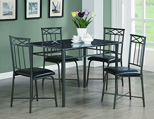 Coaster Home Furnishings 150115 5-Piece Casual Dining Room S