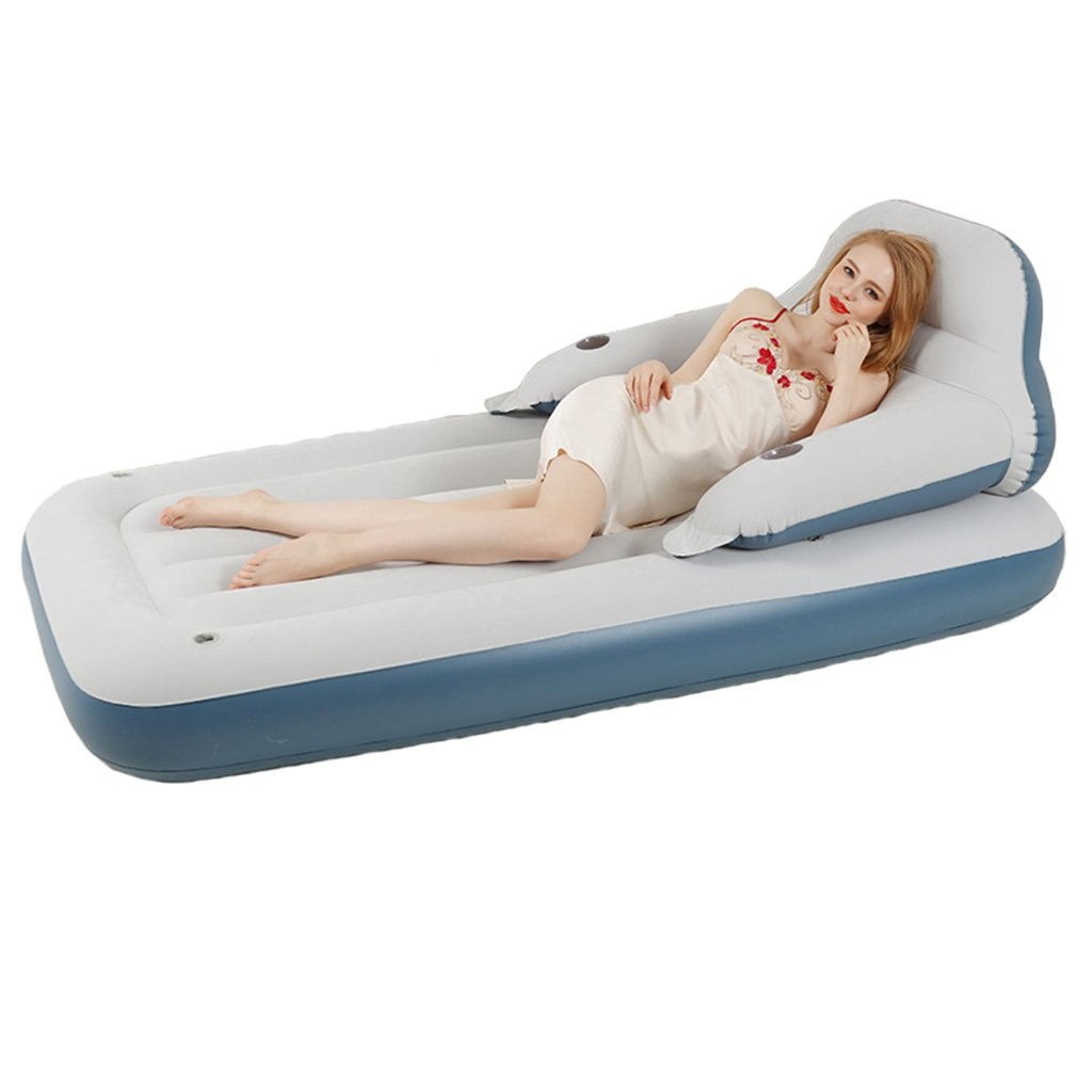 Bed-LSS ALXC- Bett, aufblasbares Haushalts-faules Luft-Luft-Bett-Sofa-Bett