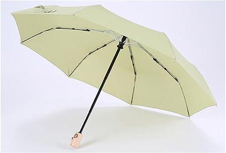 b669180c7f98 umbrella windproof Folding Umbrella Rain Three-fold Umbrella ...