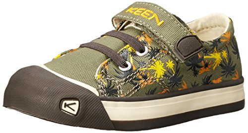 KEEN Coronado Print Shoe (Toddler/Little Kid),Loden Green Palms,4 M US - Kids For Coronado