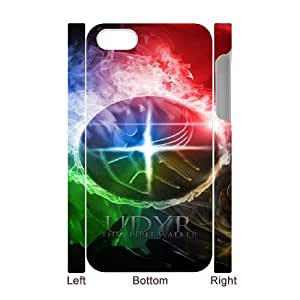 iPhone 4 4s Cell Phone Case 3D games Udyr Logo LOL Custom Made pp7gy_3327652