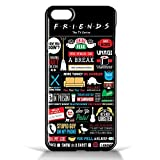 friends tv cover collage for iPhone 5/5s Black - Best Reviews Guide
