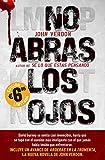 No abras los ojos (Spanish Edition)