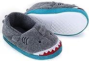 Dream Bridge Warm Animal Soft Cozy Cute Cartoon Plush Non-Slip Slippers Winter House Shoes Fuzzy Indoor Bedroo