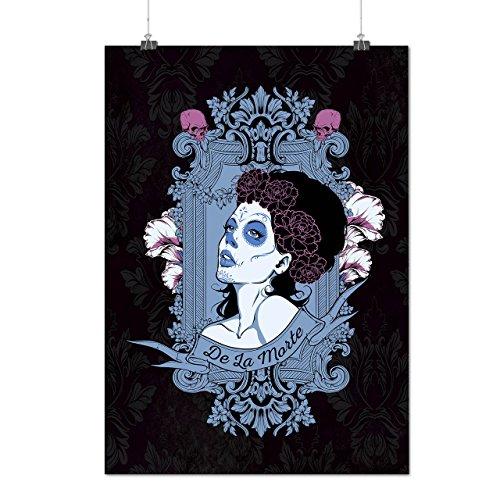 [Girl De La Morte Horror Matte/Glossy Poster A2 (60cm x 42cm) | Wellcoda] (Poltergeist Girl Costume)