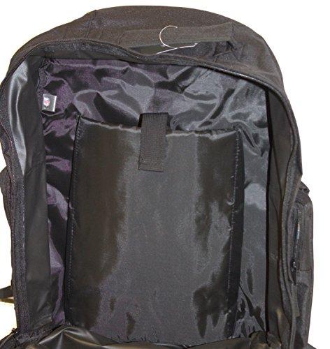 NFL Officially Licensed Trooper Backpack Bag (Chicago Bears)