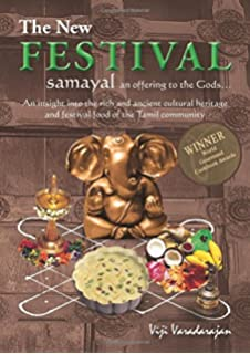 Vegetarian samayal of south india delicious cooking from a tamil festival samayal winner gourmand world cookbook award forumfinder Gallery