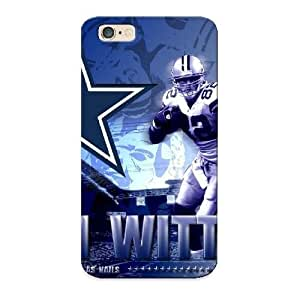Protective Tpu Case With Fashion Design For Iphone 6 (jason Witten Dallas Cowboys Player)