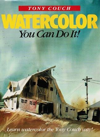 Watercolor, You Can Do It!