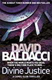 Front cover for the book Divine Justice by David Baldacci