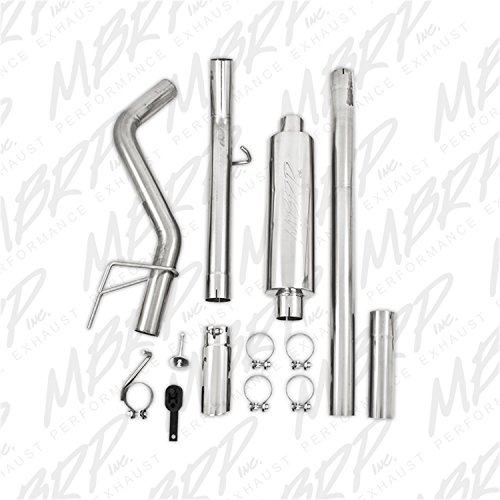 MBRP-S5148409-3-T409-Stainless-Steel-Single-Side-Exit-Cat-Back-Exhaust-System