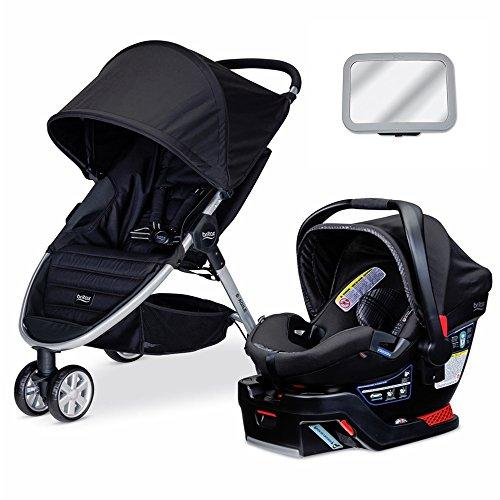 Britax B Ready VS B Agile Strollers - Baby Gear Centre