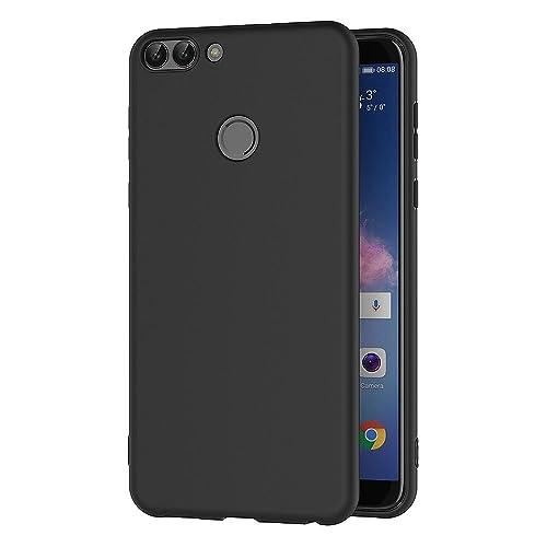 huawei p smart flip cover black electronics
