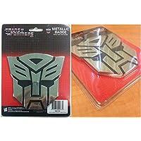 Hot Stuff MB126M Transformers Autobots Metal Auto Badge