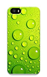 iPhone 5 5S Case 3D The Blister Green Crystal Clear Blisters 3D Custom iPhone 5 5S Case Cover wangjiang maoyi