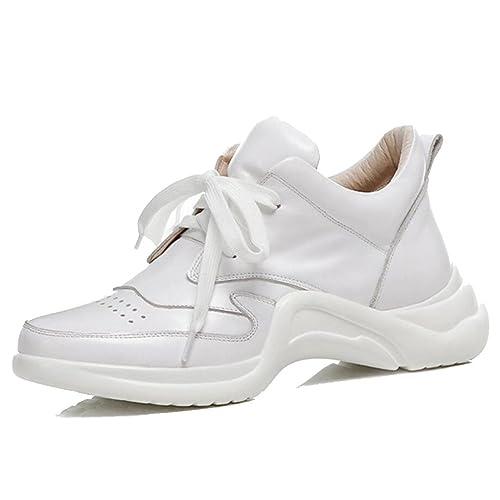 Zapatillas para Mujer Transpirable Atlético Casual Zapatos Deportivos Zapatillas para Correr Ligero Zapatillas para Caminar al