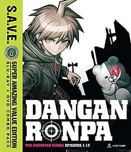 Danganronpa The Animated Series: Season One S.A.V.E. (Blu-ray/DVD Combo)