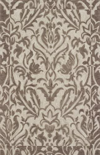 Dalyn Rugs Studio 23 8-Feet by 10-Feet Area Rug, Khaki