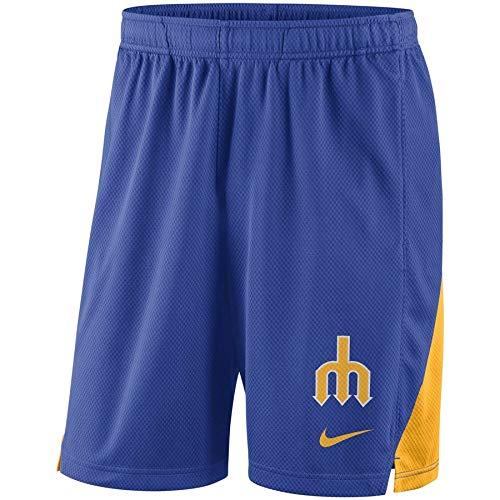 (Seattle Franchise Performance Shorts - Royal (Large))