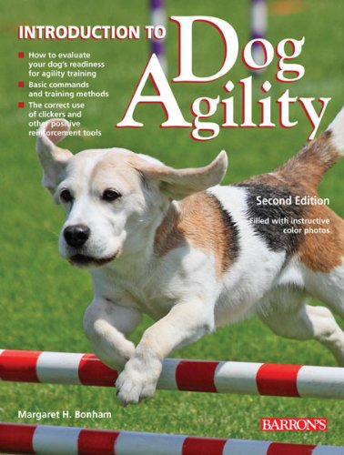 Introduction to Dog Agility by Barron's Educational Series
