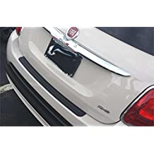 Rear Bumper Surface Protector Cover Fits 2015 2016 2017 Fiat 500X