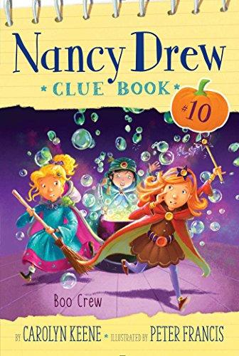 Boo Crew (Nancy Drew Clue Book) -