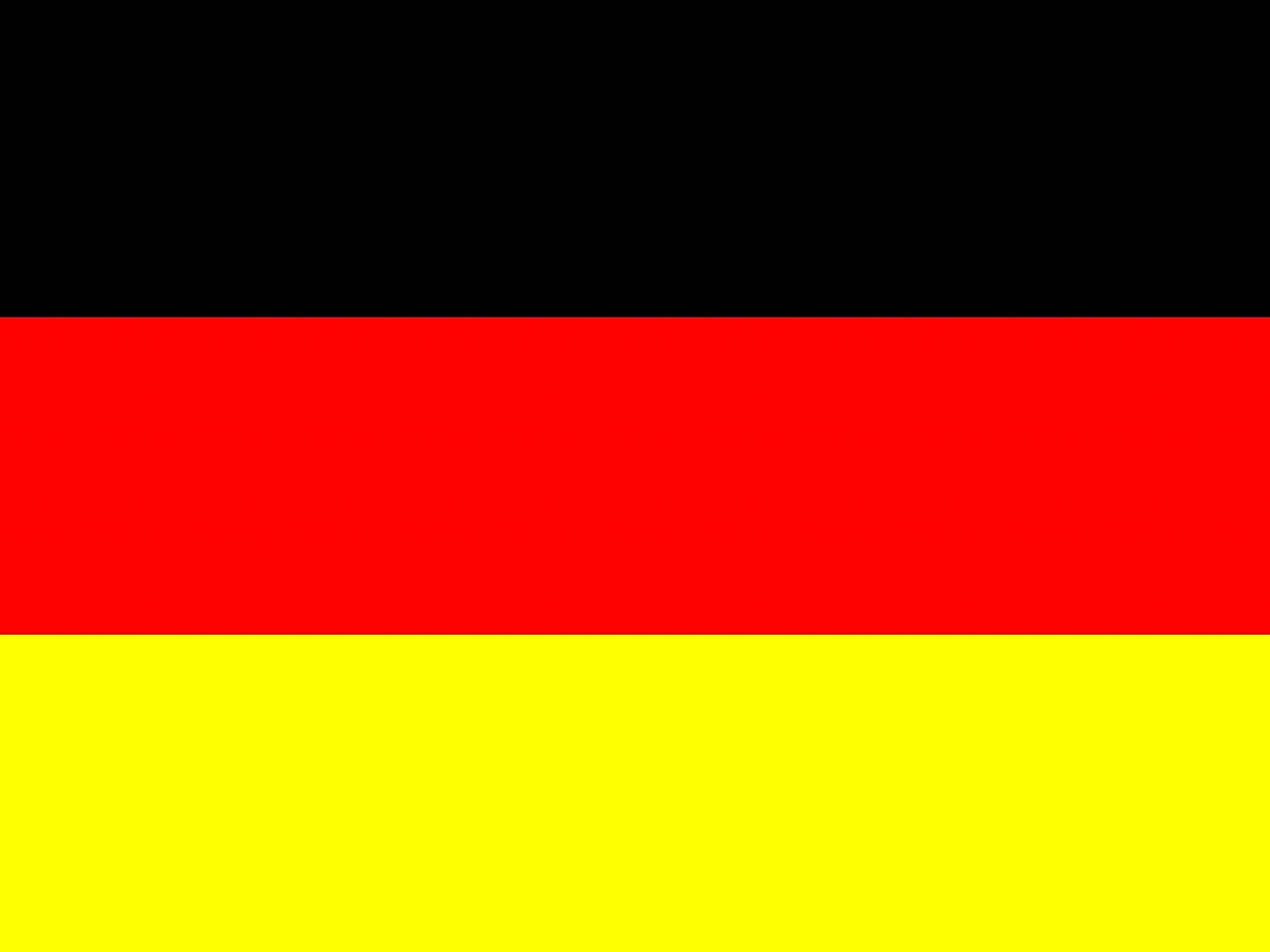My Planet Large 5'x3' Germany Flag Premium Quality German Supporter Fans Decoration Flag