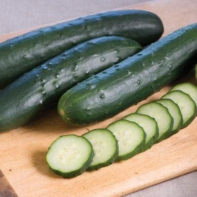Corinto ORGANIC Cucumber Seeds (Cucumis sativus) 10+ Rare Seeds + FREE Bonus 6 Variety Seed Pack - a $29.95 Value! Packed in FROZEN SEED CAPSULES for Growing Seeds Now or Saving Seeds For Years