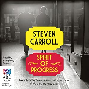 Spirit of Progress Audiobook