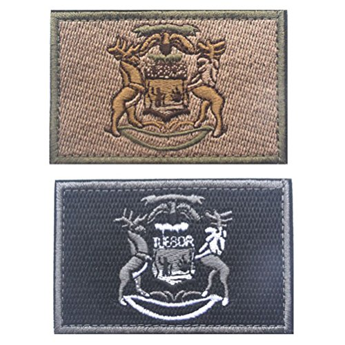 GAN State Flag Patch (3