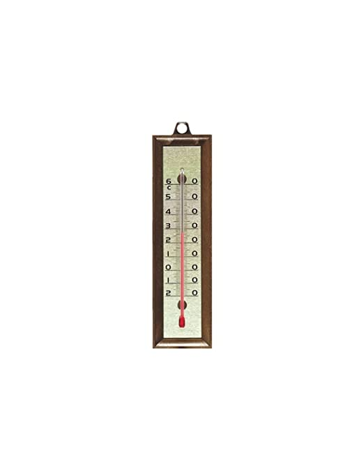JAG DIFFUSION termómetro Stil marrón 10 x 11 x 12 cm 498154 ...