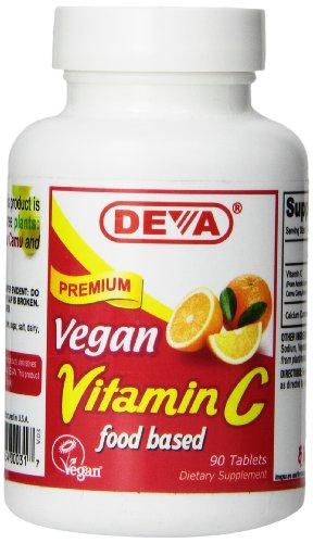 Deva Vegan Vitamin 90 Tablets product image