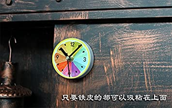 Kühlschrank Uhr Magnetisch : Kühlschrankmagnete bedruckt gegossen geprägt ✓ magnetisch