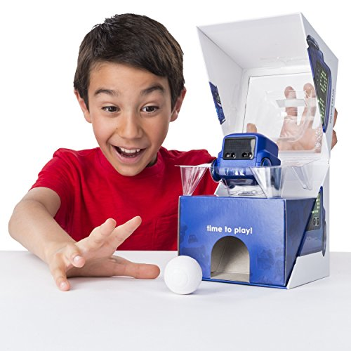 51qvUUvJhlL - Boxer - Interactive A.I. Robot Toy (Blue) with Personality and Emotions, for Ages 6 and Up