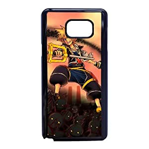 Samsung Galaxy Note 5 Phone Case Printed With Kingdom Hearts Images