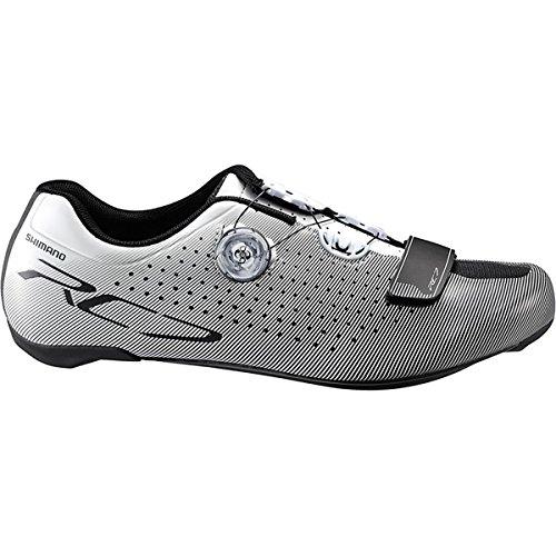 SHIMANO SH-RC7 Cycling Shoe - Men's White, 44.0