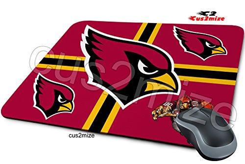 Arizona Cardinals Mouse Pad Arizona Cardinals Mousepad, Sold By Cus2mize - Mouse Wireless Cardinals