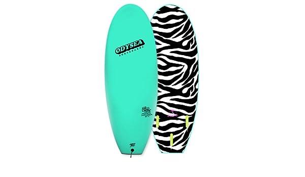 Catch Surf odysea Stump Tri 5 0 - Tabla de surf: Amazon.es: Deportes y aire libre