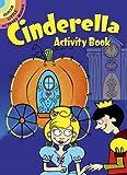Cinderella Activity Book (Dover Little Activity Books)
